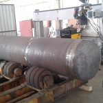 Tank for gas and fuel Pressure vessel, Boiler Vessel